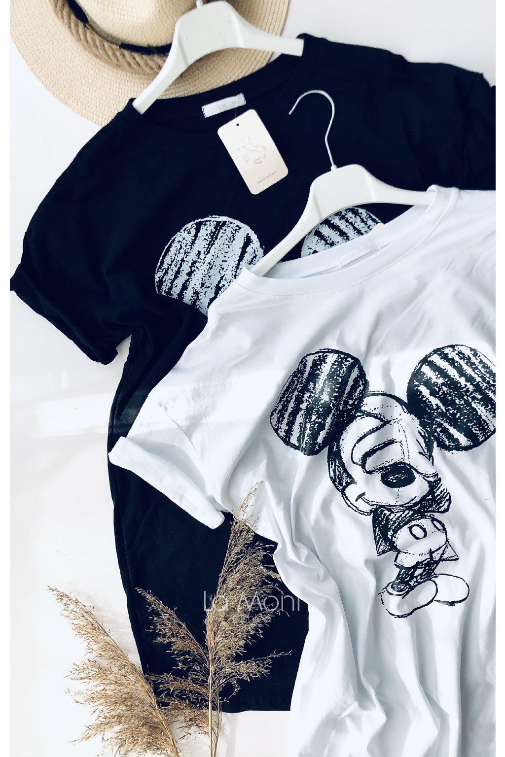 Oversize triko - tunika Mickey Mouse