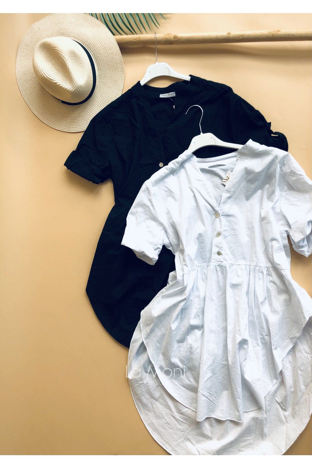 Košile s rozhalenkou