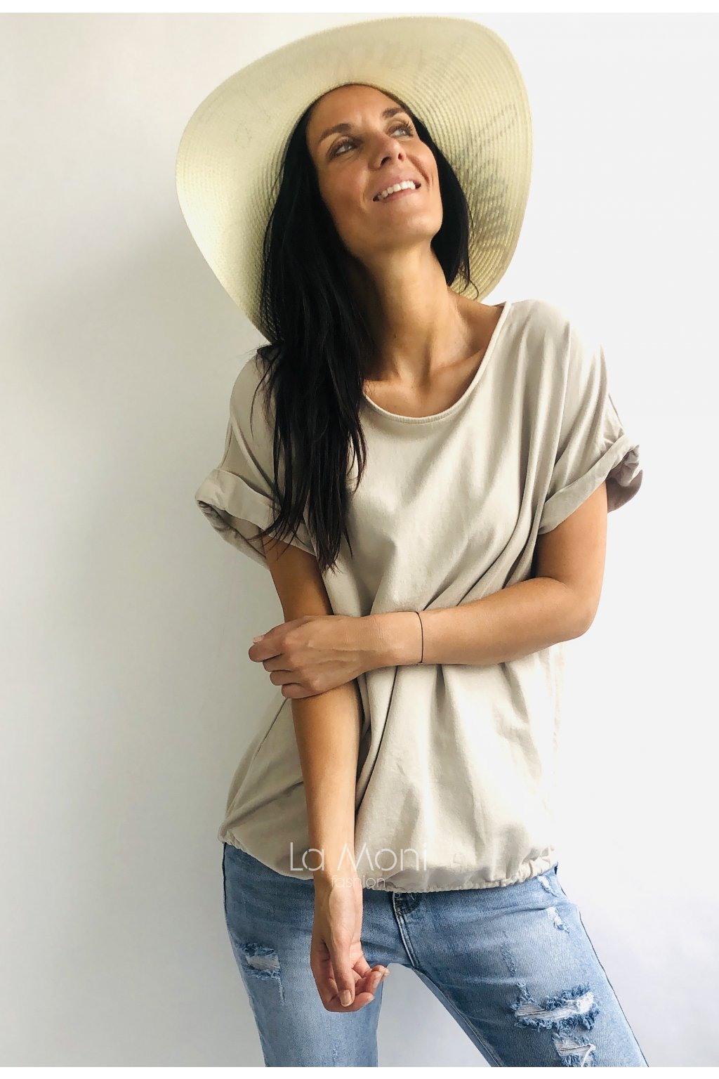 Mikino triko -  cool střih  - top materiál  m/l