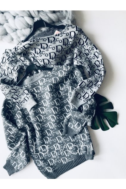 Svetřík ala Dior