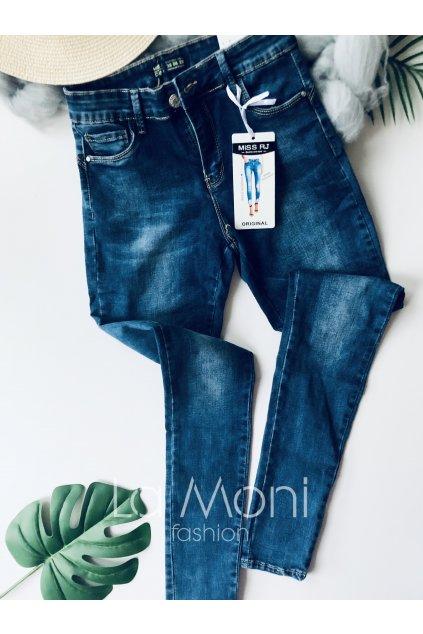 Strečové push up  džíny