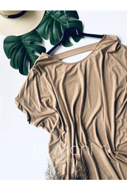 Boží oversize netopýr šaty