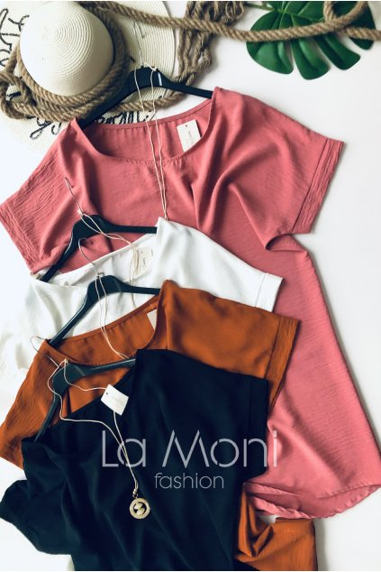 Overzise halenka-tunika-šaty  volný střih