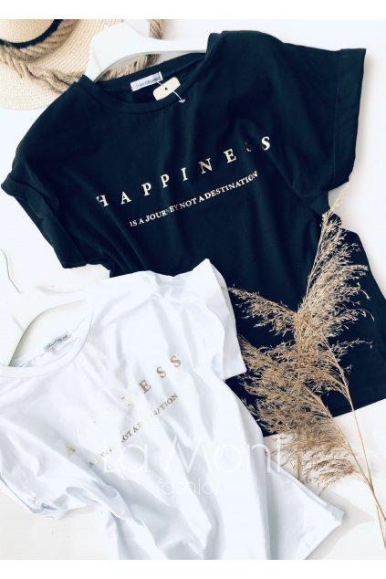 Triko Happiness - štěstí