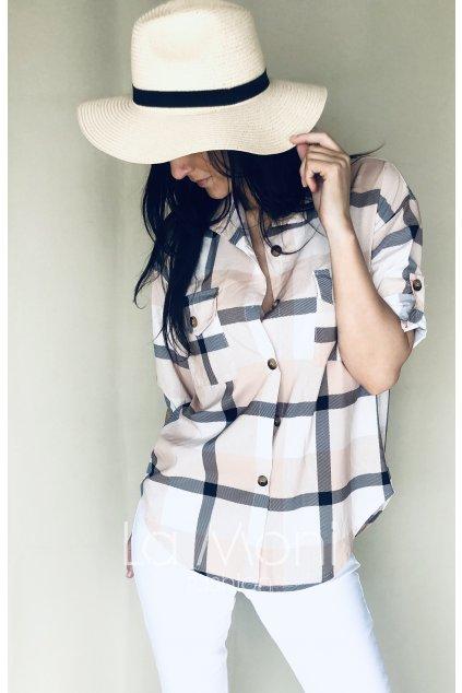 Kostková košile