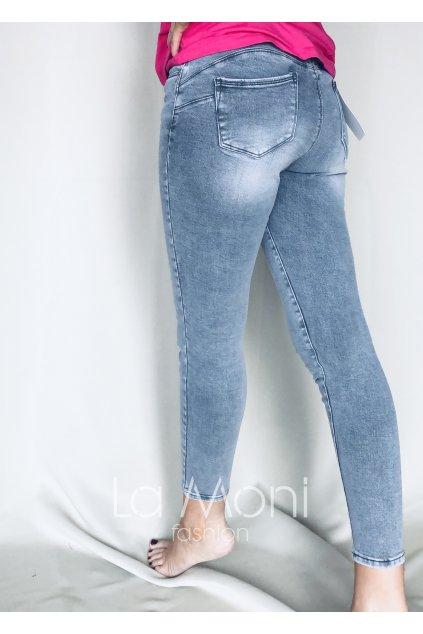 Strečové push-up džíny