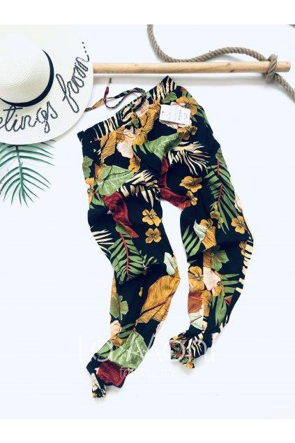 Lehounké letní kalhoty