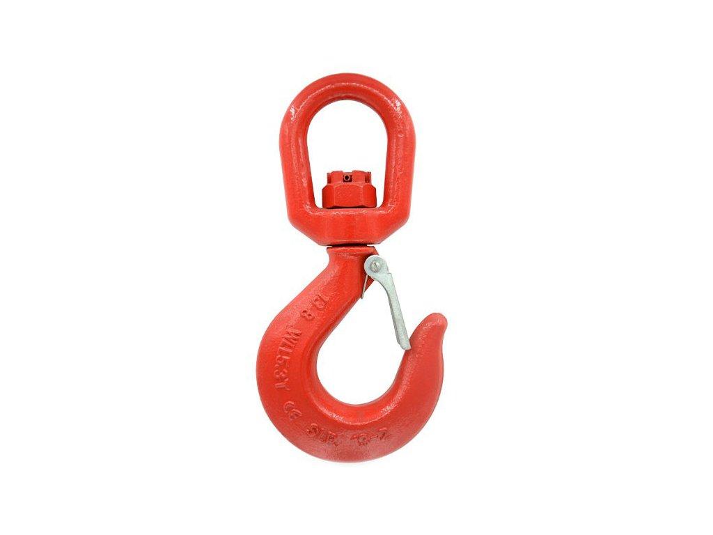 G80 Swivel Hook With Latch Swivel Hooks (2)