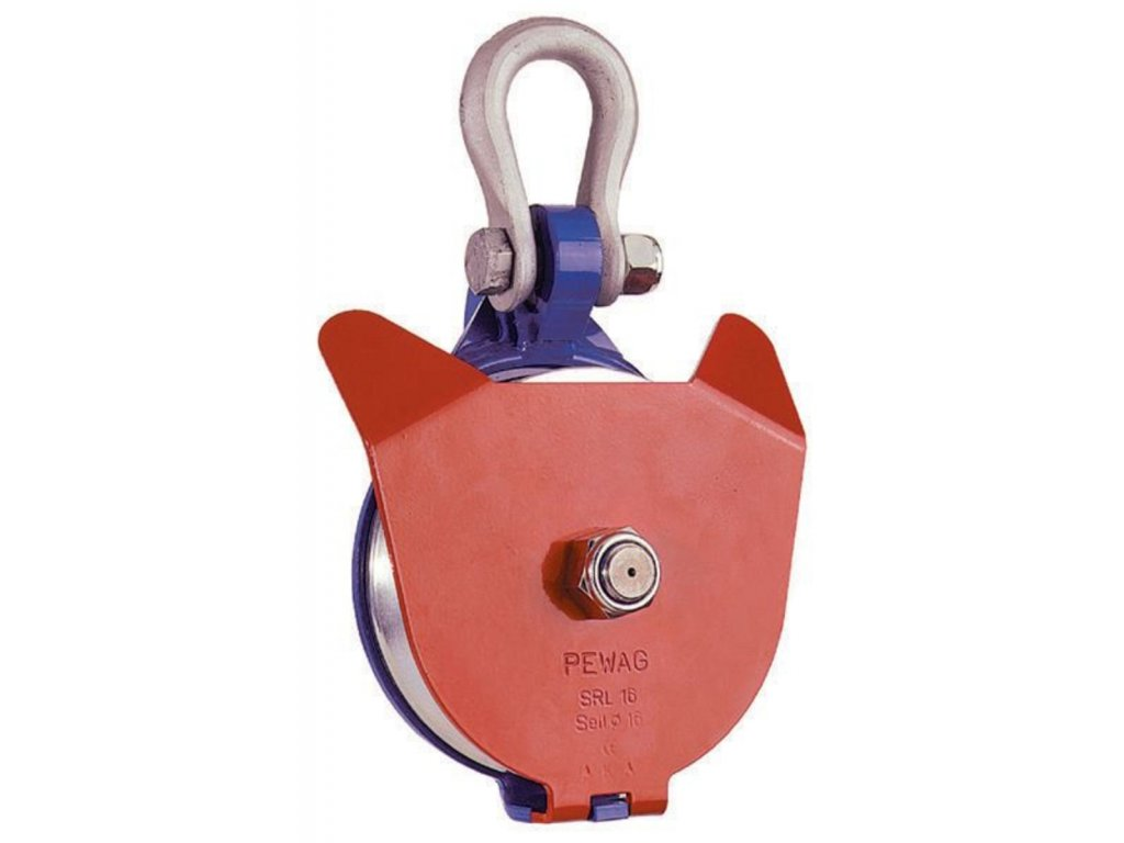rope pulley open SRL