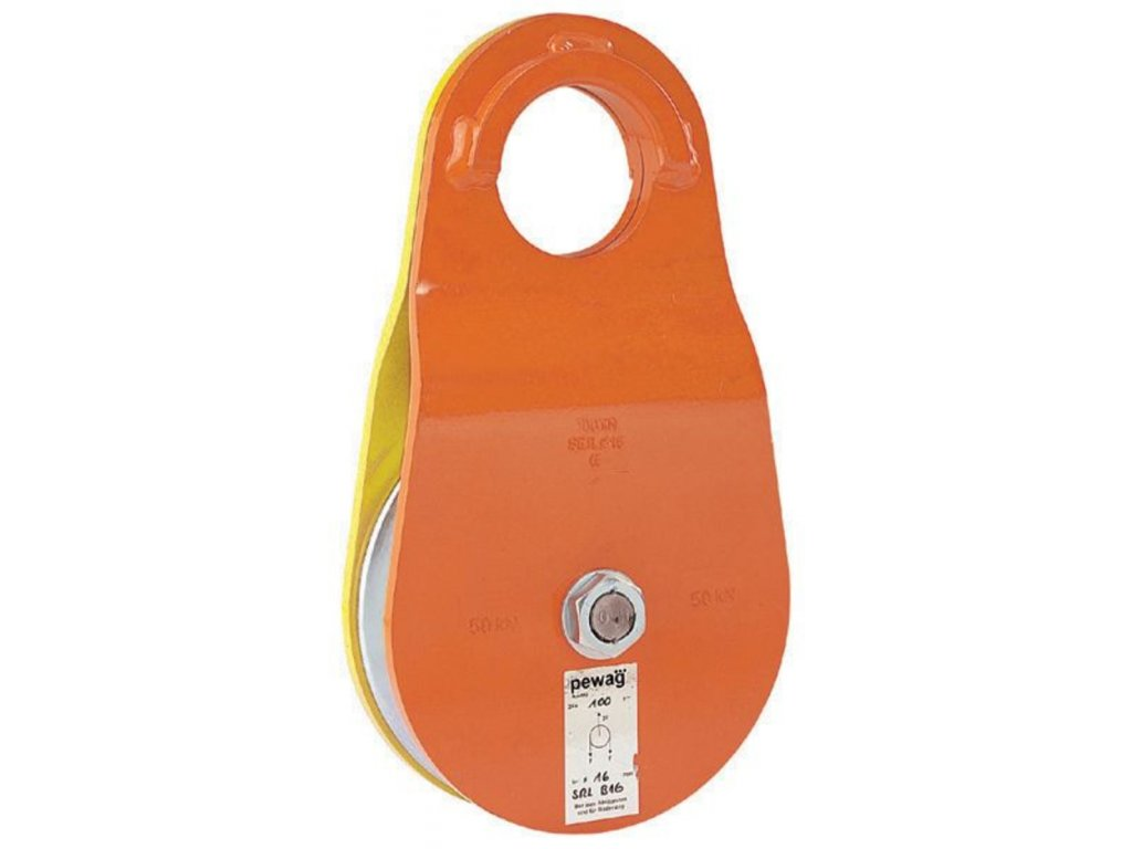 SRL B gelb orange