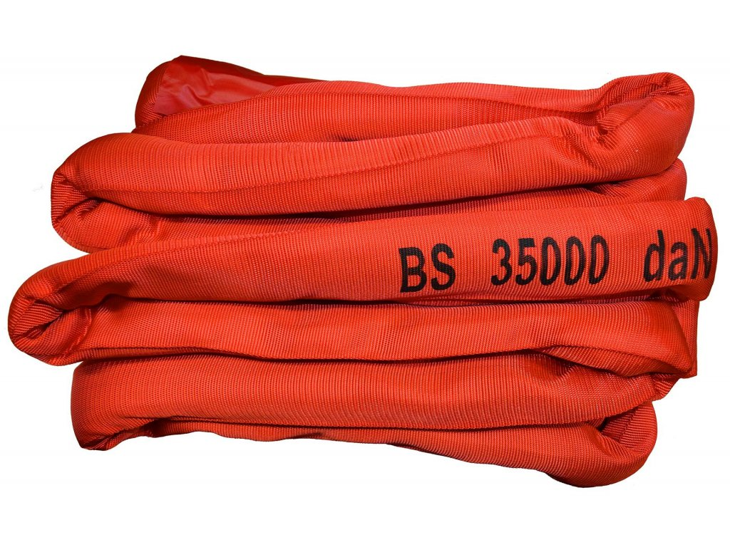 Vyprošťovací smyčka - 35 t / 8 m