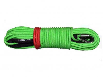 Syntetické lano pro naviják 10 mm - 30 m dvojité