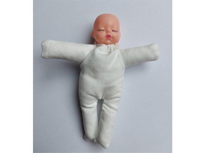 Malý výukový model plodu/novorozence/dítěte
