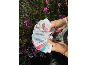 Afirmační karty pro psychohygienu porodních asistentek