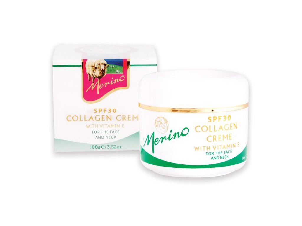MERINO COLLAGEN CREME SPF 30