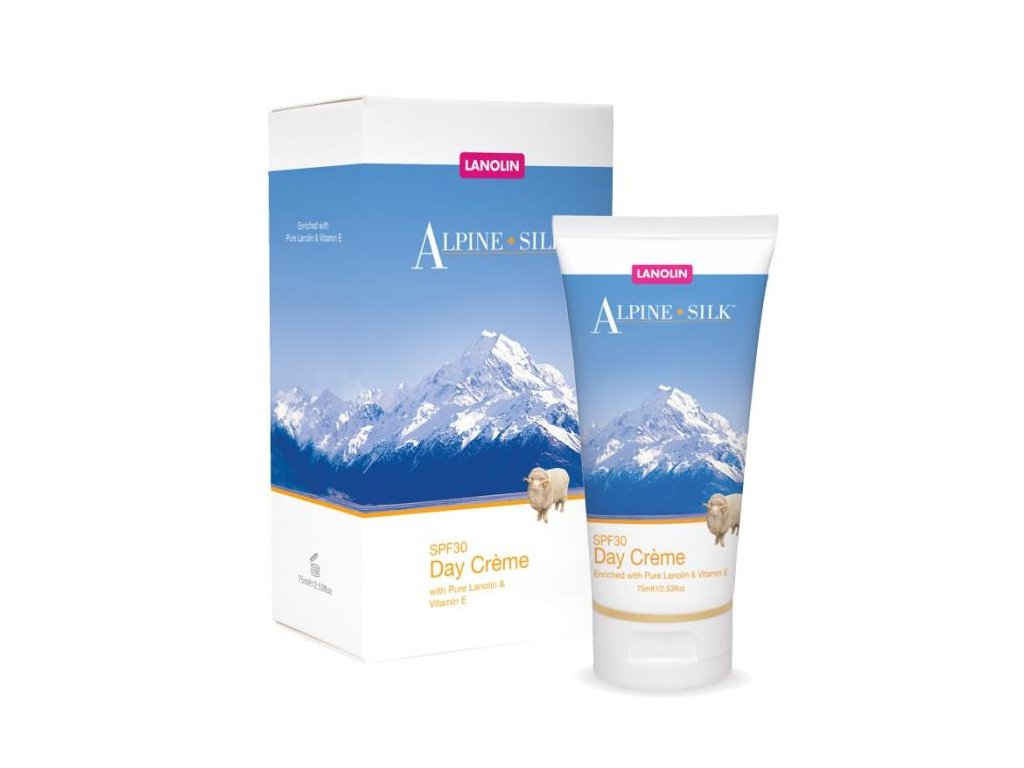 Alpine Silk Day Creme SPF 30