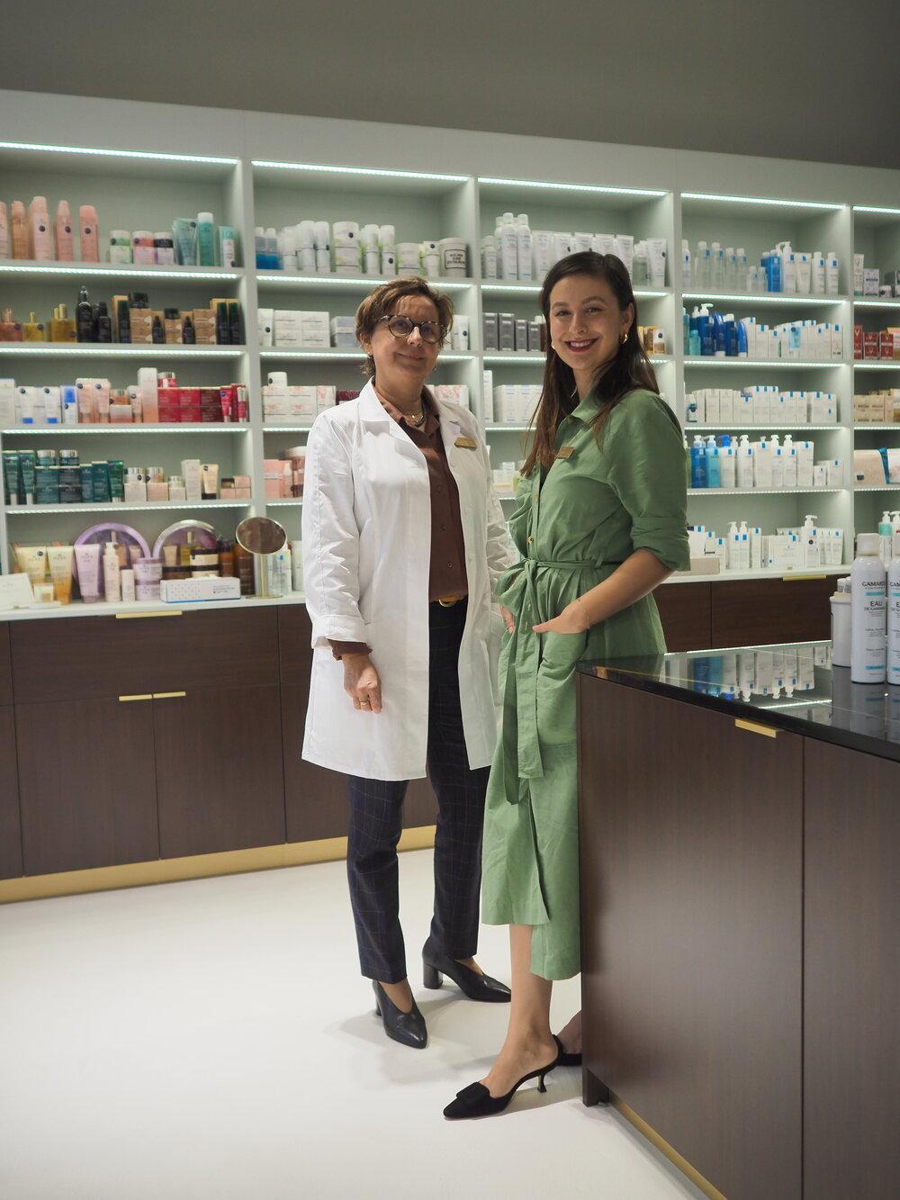 La Pharmacie Franaise_zakladatelky