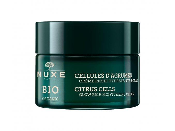 Nuxe Bio Rozjasňující hydratační krém RICH 50ml (Velikost balení 50 ml)