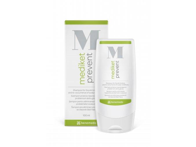 Mediket Prevent 100ml composition