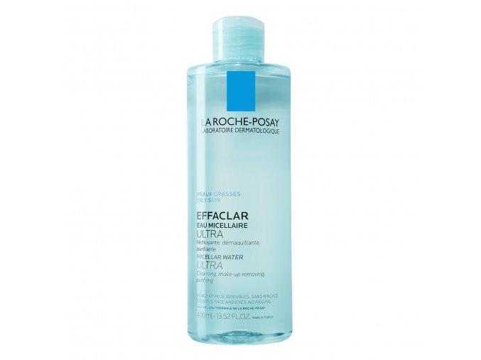 La Roche Posay Cleanser Effaclar Micellar Water 400ml 000 3337872412516 Front