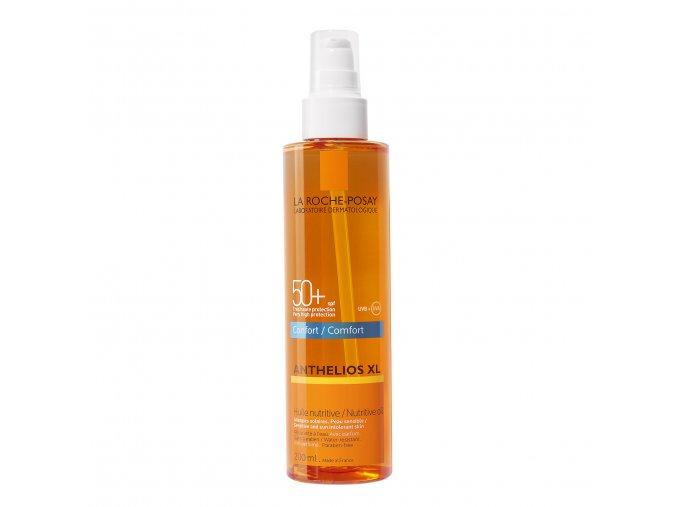 La Roche Posay Sunscreen Anthelios Xl Nutritive Oil Spf50 200ml 000 3337872414015 Front