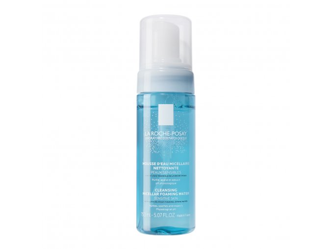 La Roche Posay Cleanser Micellar Cleansing Foaming Water 150ml 000 3337872413148 Front