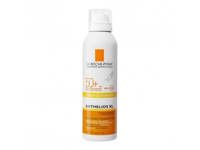 La Roche Posay Sunscreen Anthelios Shakamist Body Spf50 200ml 000 3337872420153 Front