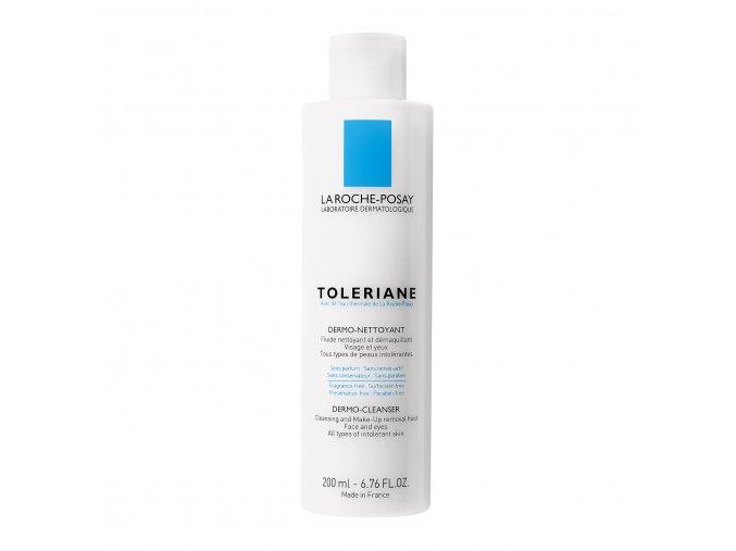 La Roche Posay Cleanser Toleriane Dermo Cleanser 200ml 000 3433422406599 Front