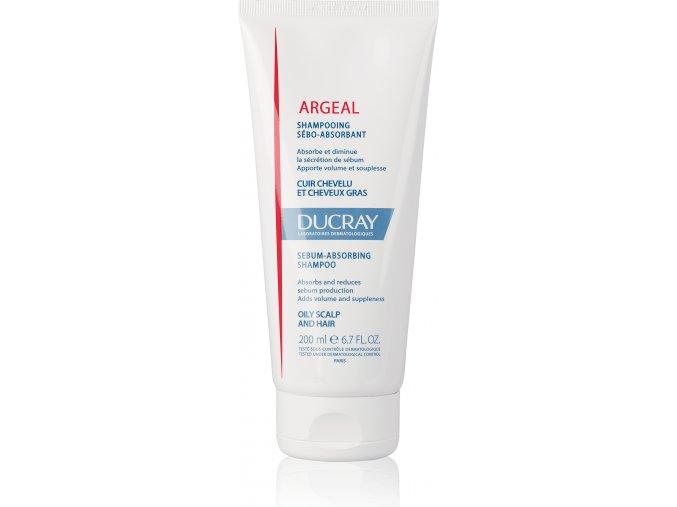 3282770110111 01 DU Argeal Šampon absorbující maz 200ml