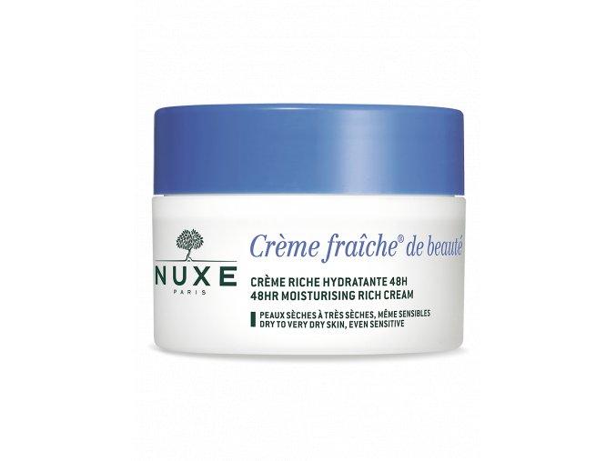 Nuxe Creme Fraiche hydratační péče 48 h Rich (Velikost balení 50 ml)