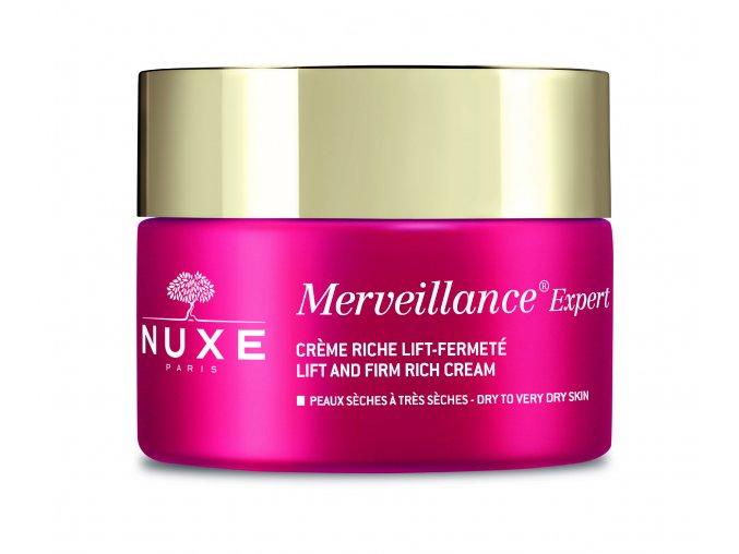 Nuxe Merveillence Expert Denní péče pro suchou pleť LIFTING & ZPEVNĚNÍ  (Velikost balení 50 ml)