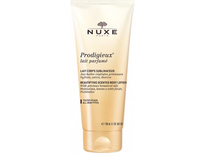 Nuxe Prodigieuse Parfemované tělové mléko 200 ml (Velikost balení 200 ml)