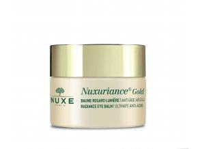 Nuxuriance Gold Rozjasňující oční balzám 15ml (Velikost balení 15 ml)