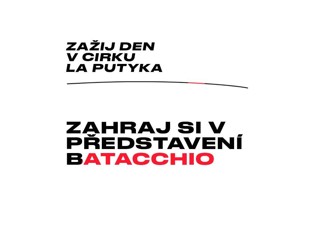 Zahraj si v představení BATACCHIO