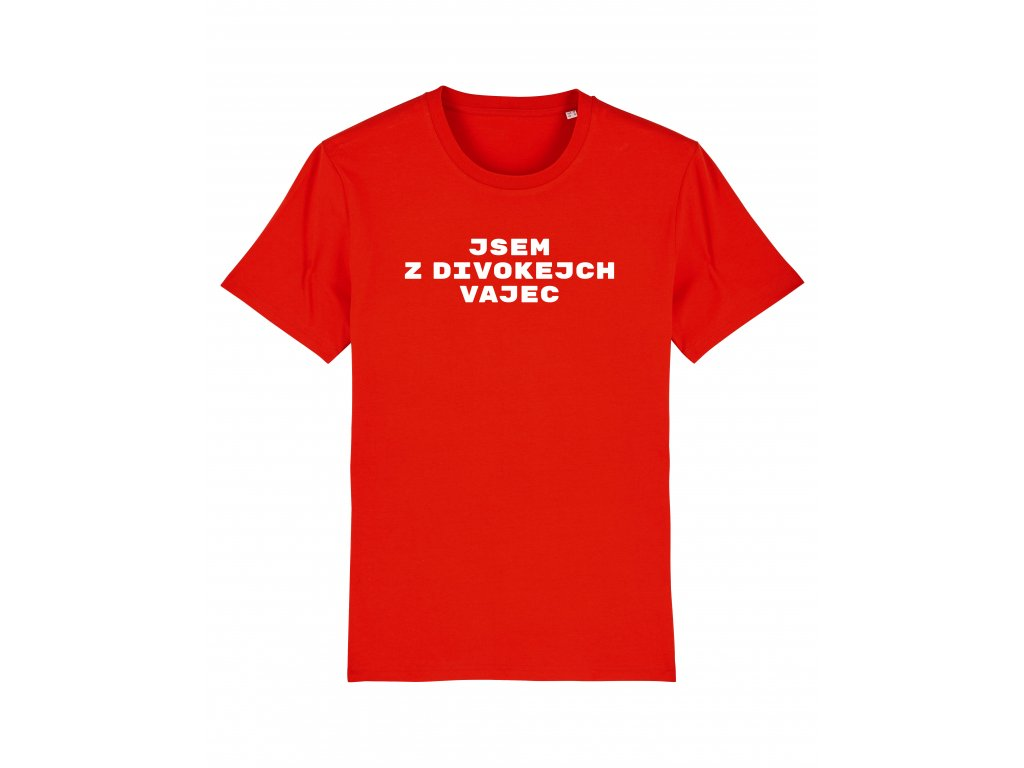 CLP Z vajec Bright Red Front