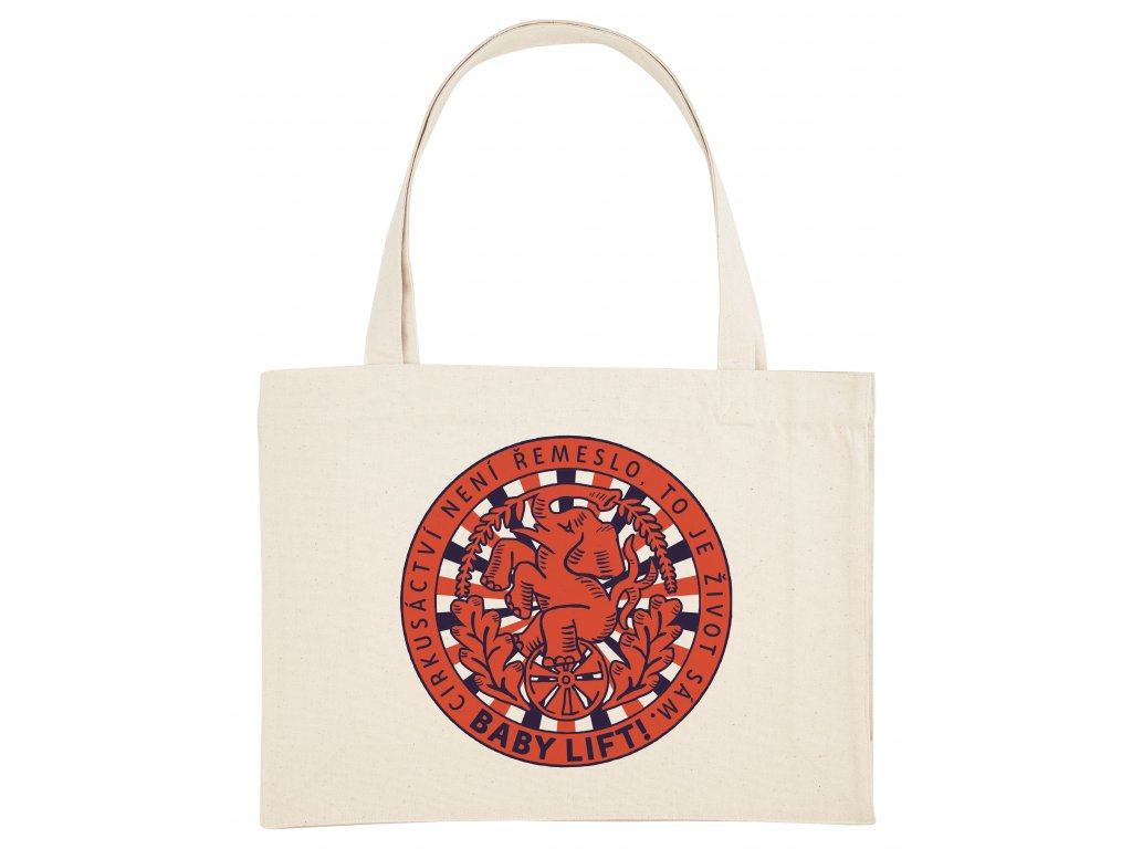 CLP Cesty ShoppingBag Front2