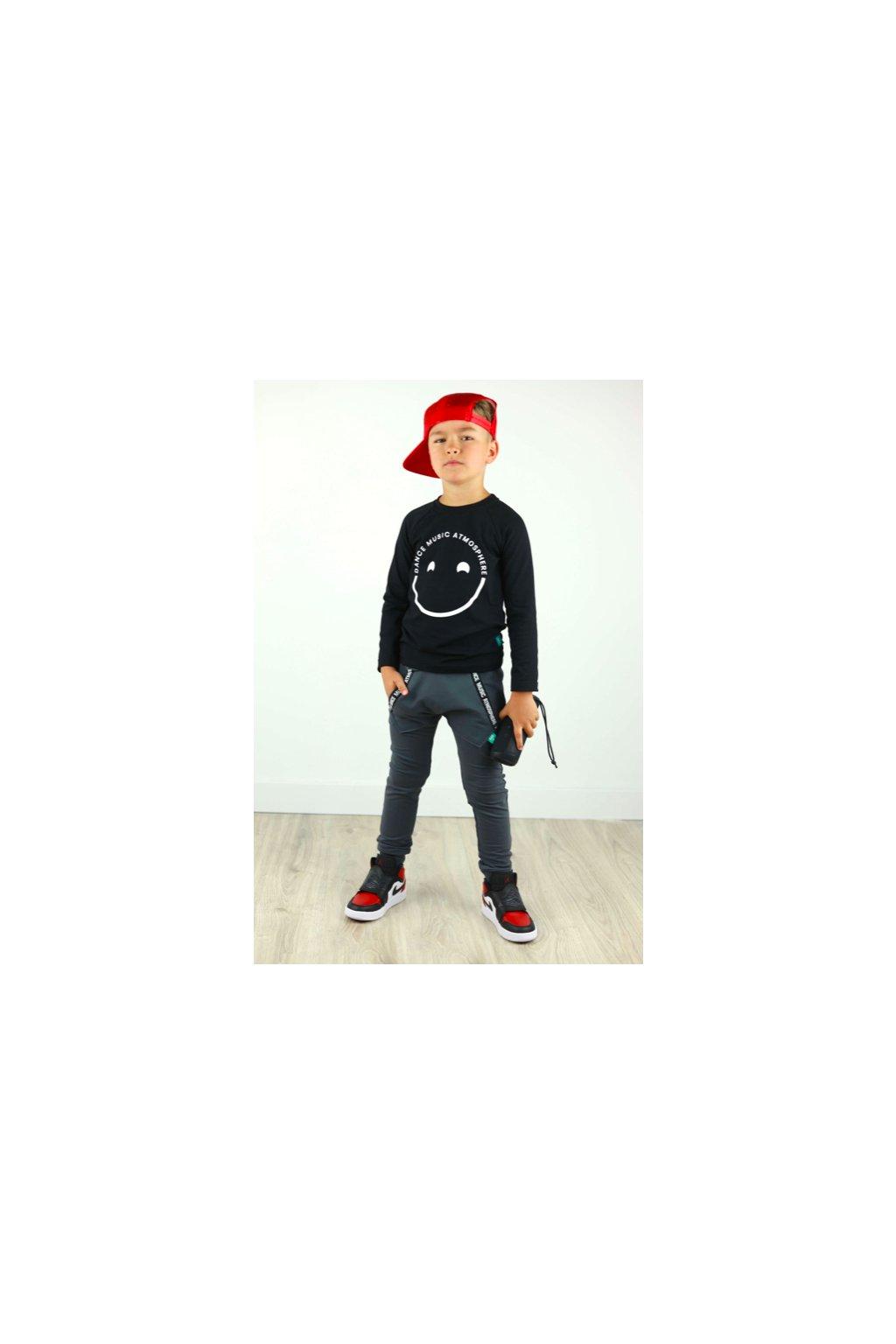 Chlapecké tričko Music
