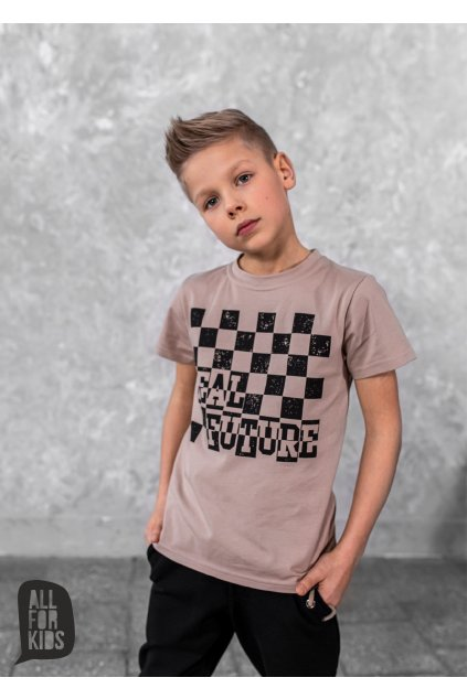 Chlapecké tričko Real Future