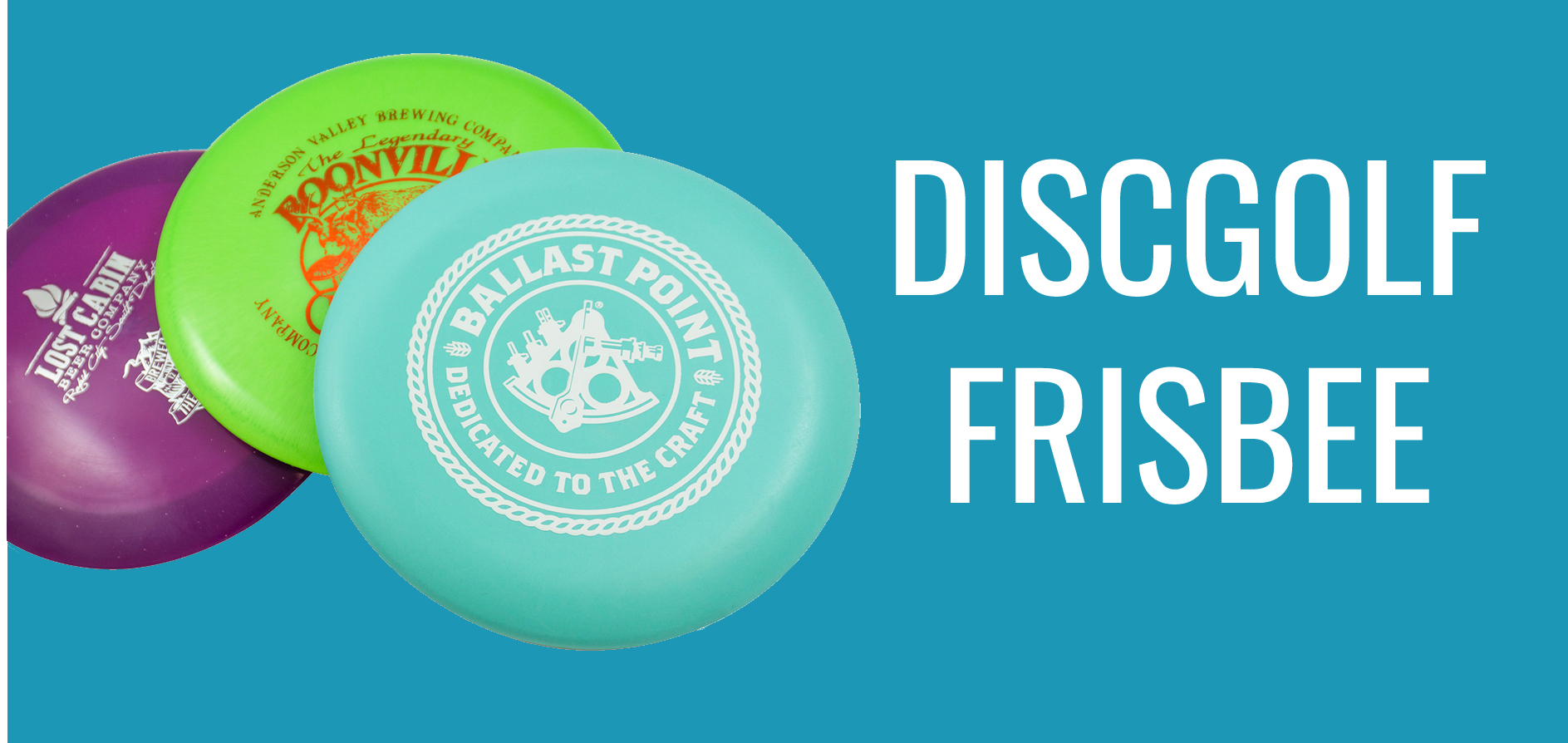 Discgolf a Frisbee