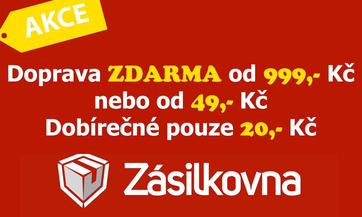 Zasilkovna 49 Dobirka 20