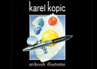Karel Kopic - Airbrush illustrator