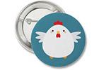 Odznaky - buttony - placky