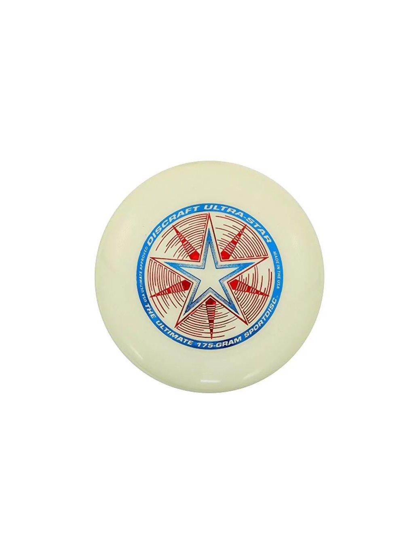 Discraft Ultrastar Nite Glow frisbee disc