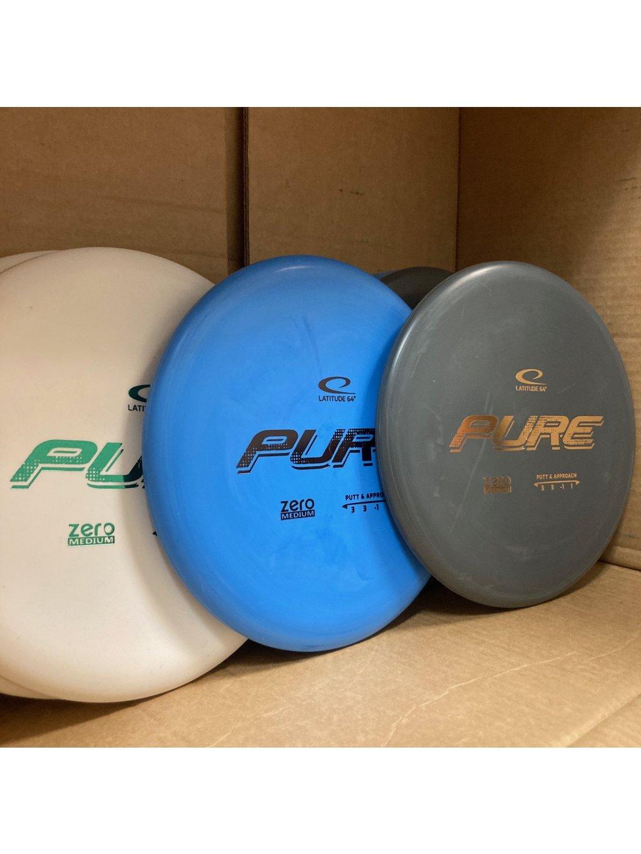 Pure - Putter (discgolf)