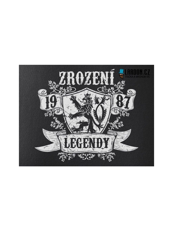 nahled triko zrozeni legendy