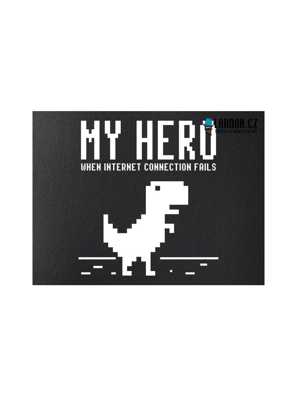 my hero motiv náhled