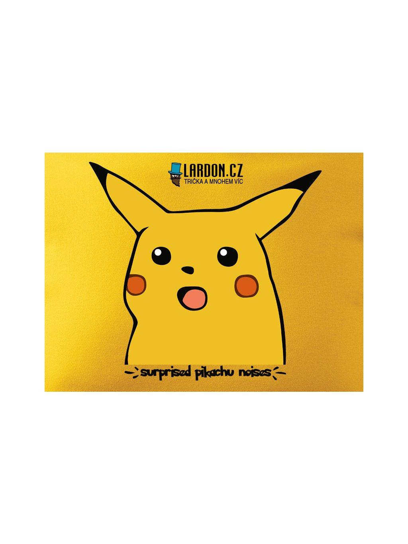 Surprised Pikachu Noises nahled