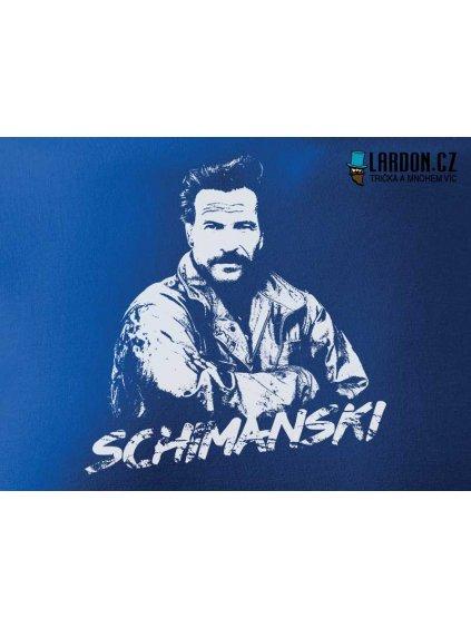 schimanski motiv tričko náhled