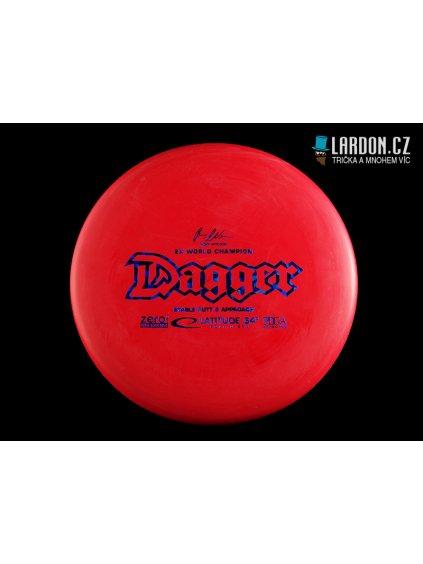 Dagger červený