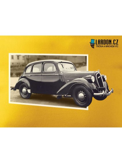 Škoda rapid 1935 motiv nahled